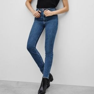 The Castings Super High-Rise Skinny in Wallace